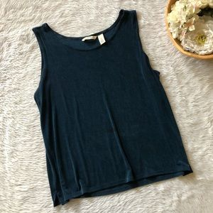 French Laundry Blue Tank